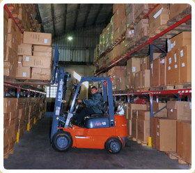 Almacenamiento y warehousing